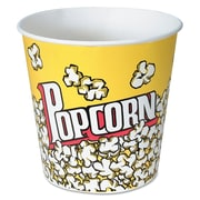SOLO CUP COMPANY Paper Popcorn Bucket
