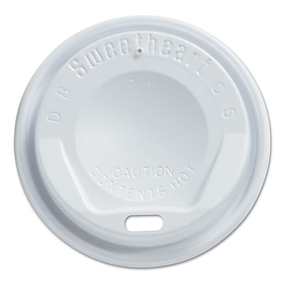 SOLO CUP COMPANY Sip-Through Lids 1524438