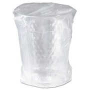 SOLO CUP COMPANY Tumbler Wrapped Plastic Polystyrene Cold Cups