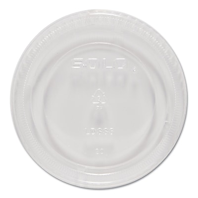 SOLO CUP COMPANY Snaptight Portion Cup Lid 1524106