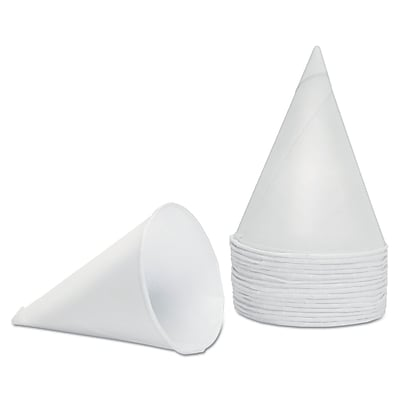 KONIE CUP INTERNATIONAL Paper Cone Cups 1524404