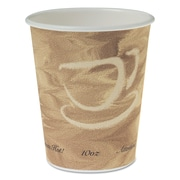 SOLO CUP COMPANY Single Sided Poly Paper Hot Cups
