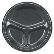 GENPAK EliteLaminated Foam Plates, 9