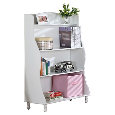 InRoom Designs Tall 49'' Bookcase