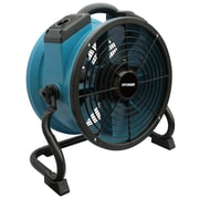 XPower Professional 12'' Floor Fan with 3-Hour Timer
