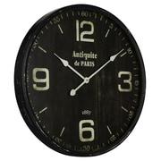 Cooper Classics Oversized 23.5'' Jedrak Clock