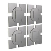 Cooper Classics Tupan Mirror (Set of 4)