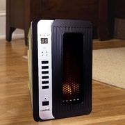 Versonel 1500 Watt Quartz Infrared Cabinet Heater with Remote