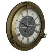 Cooper Classics 21.75'' Celestyn Clock