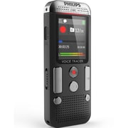 Philips DVT2500 Voice Tracer Digital Recorder with 2-Mic Stereo Recording