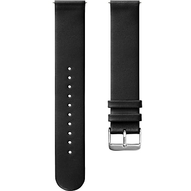 Wellograph WELLO-BLL14 Black Leather Strap