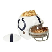 Wincraft NFL Snack Helmet Chip & Dip Tray; Indianapolis Colts
