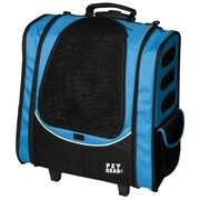 Pet Gear I-GO2 Escort Pet Carrier; Ocean Blue