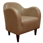 Fox Hill Trading Charleston Club Arm Chair; Peanut