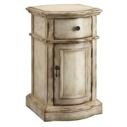 Stein World Casually Chic Hand Painted 1 Drawer Chairside Chest