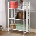 Wildon Home   42.5'' Bookcase; White