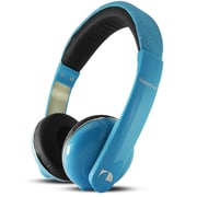 Nakamichi® NK2010 Over-The-Head Stereo Headphones, Blue