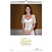 TF Publishing 2015 Deluxe Wall Calendar 18 x 12, Kate Middleton