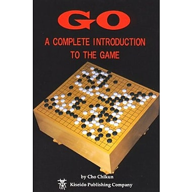 Go: A Complete Introduction to the Game (Beginner and Elementary Go Books), Used Book (9784906574506)