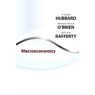 Macroeconomics Plus NEW MyEconLab with Pearson eText -- Access Card Package, Used Book (9780132941310)