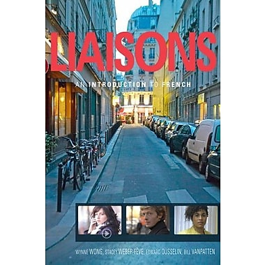 Bundle: Liaisons- Student Text + iLrn(TM) Heinle Learning Center 3-Semester Printed Access Card, New Book (9781133303190)