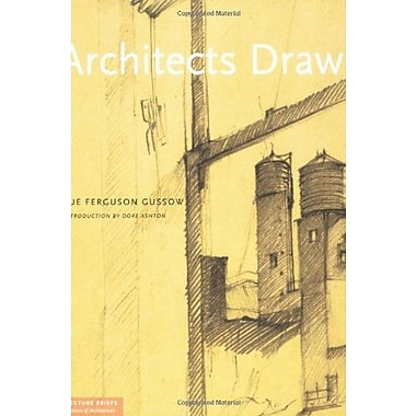 Architects Draw: Freehand Fundamentals (Architecture Briefs), Used Book (9781568987408)