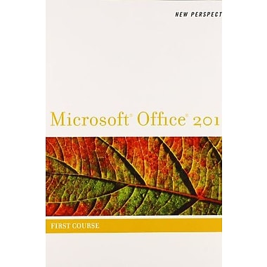 Bundle: New Perspectives on Microsoft Office 2010, New Book (9781133022886)