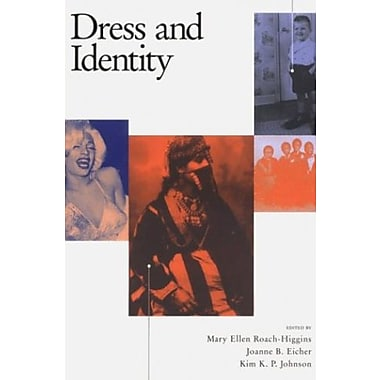 Dress and Identity, New Book (9781563670572)