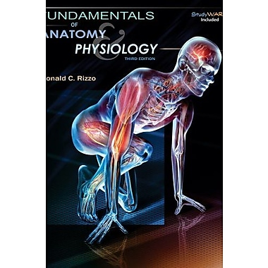 Bundle: Fundamentals of Anatomy and Physiology, 3rd + Study Guide, New Book (9781111122874)