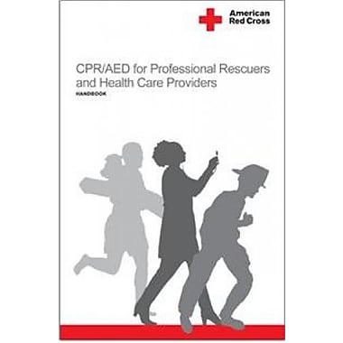 CPR/AED for the Professional Rescuers and Health Care Providers: Handbook, Used Book (9781584804949)