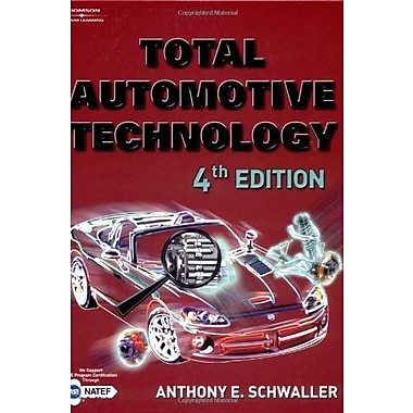 Total Automotive Technology, New Book (9781401824761)