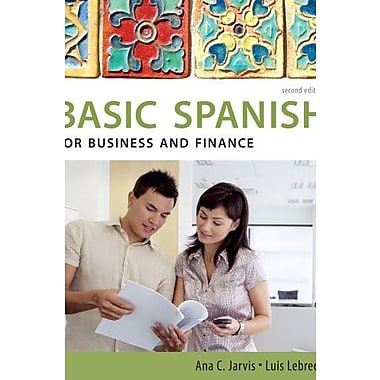 Bundle: Spanish for Business and Finance, New Book (9781111291679)