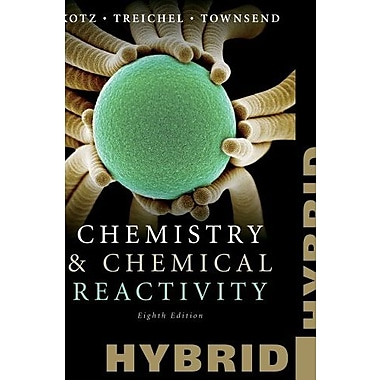 Chemistry and Chemical Reactivity Hybrid Edition, OWL with Cengage YouBook (9781111574987)