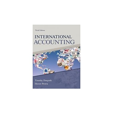 International Accounting, Used Book (9780078110955)