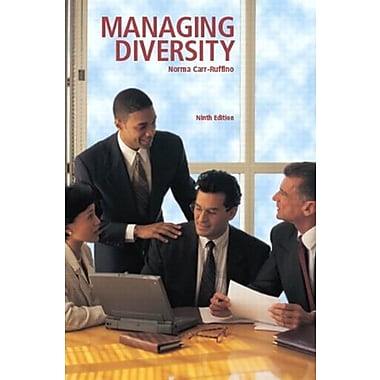 Managing Diversity Package National, New Book (9781256726029)
