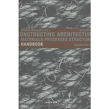 Constructing Architecture, Used Book (9783764386313)