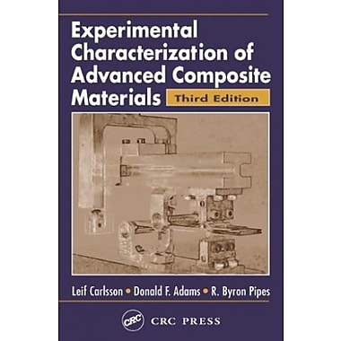Experimental Characterization of Advanced Composite Materials, Third Edition, New Book (9781587161001)