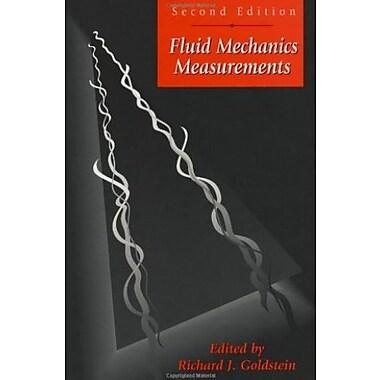 Fluid Mechanics Measurements, Second Edition, New Book (9781560323068)
