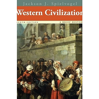 Western Civilization: A Brief History, New Book (9781133606765)