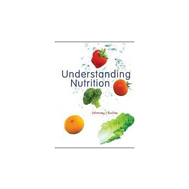 Understanding Nutrition, Update (with 2010 Dietary Guidelines), New Book (9781133108535)