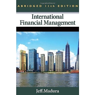 International Financial Management, Abridged Edition, New Book (9781133435174)