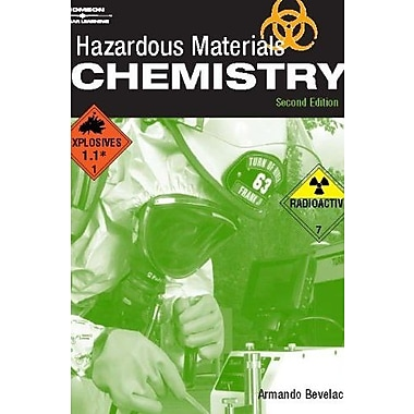 Hazardous Materials Chemistry, New Book (9781401880897)