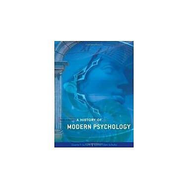 A History of Modern Psychology, Used Book (9781111344979)