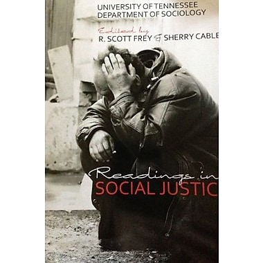 Readings in Social Justice, Used Book (9781465206367)