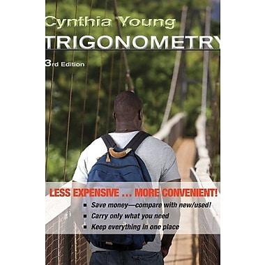 Trigonometry, Used Book (9781118101131)