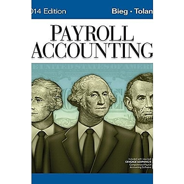 Payroll Accounting 2014 (with Computerized Payroll Accounting Software CD-ROM), Used Book (9781285437064)