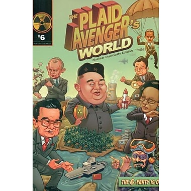The Plaid Avenger's World: Nuclear Insecurity Edition, Used Book (9781465207807)