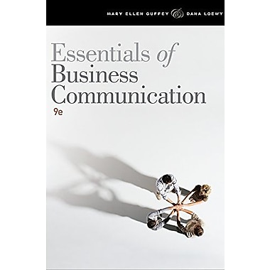 Bundle: Essentials of Business Communication, 9th + Aplia(TM) Printed Access Card, Used Book (9781133903895)