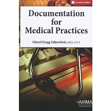 Documentation for Medical Practices, Used Book (9781584262282)