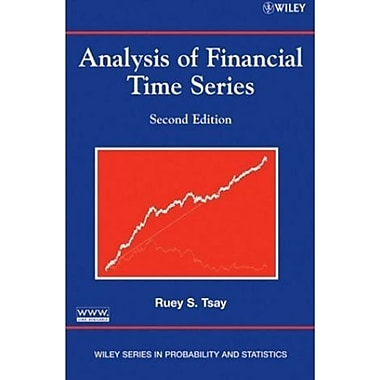 Analysis of Financial Time Series (Wiley Series in Probability and Statistics), New Book (9780471690740)
